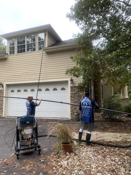 It's easy to forget about your gutters until they cause a problem. They stay out of sight, so why would you think about them? Unfortunately, neglecting your gutters can lead to costly problems that affect your home. F&S Power Washing's gutter cleaning services keep water away from your home and protect your house from damage.