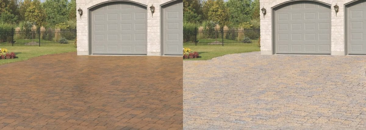Unfortunately, we can't make all pavers look better by cleaning them. Given enough time, they can become seriously stained and fragile. If you notice cracks or other signs of damage, ask us about paver restoration. Paver restoration is usually a more involved process than cleaning. Don't worry, F&S Power Washing has a qualified staff of technicians who know how to restore your surfaces, even if they have to replace broken pavers and edging. After restoring your pavers, we want to make sure that you get to enjoy them for many years. Applying a sealant to the paver surfaces will help protect them from damage. Sealants also make it easier for our team to clean your surfaces year after year.