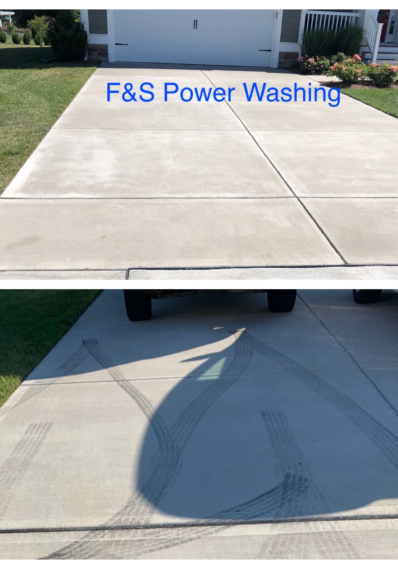 Our walkway power washing services allow you to show off your perfect home--dirt free. We offer a variety of packages that are individually suited for you and your family so that you can have the spotless home you've always dreamed of. Our walkway power washing services encompass concrete, pavers, and brick walkways.