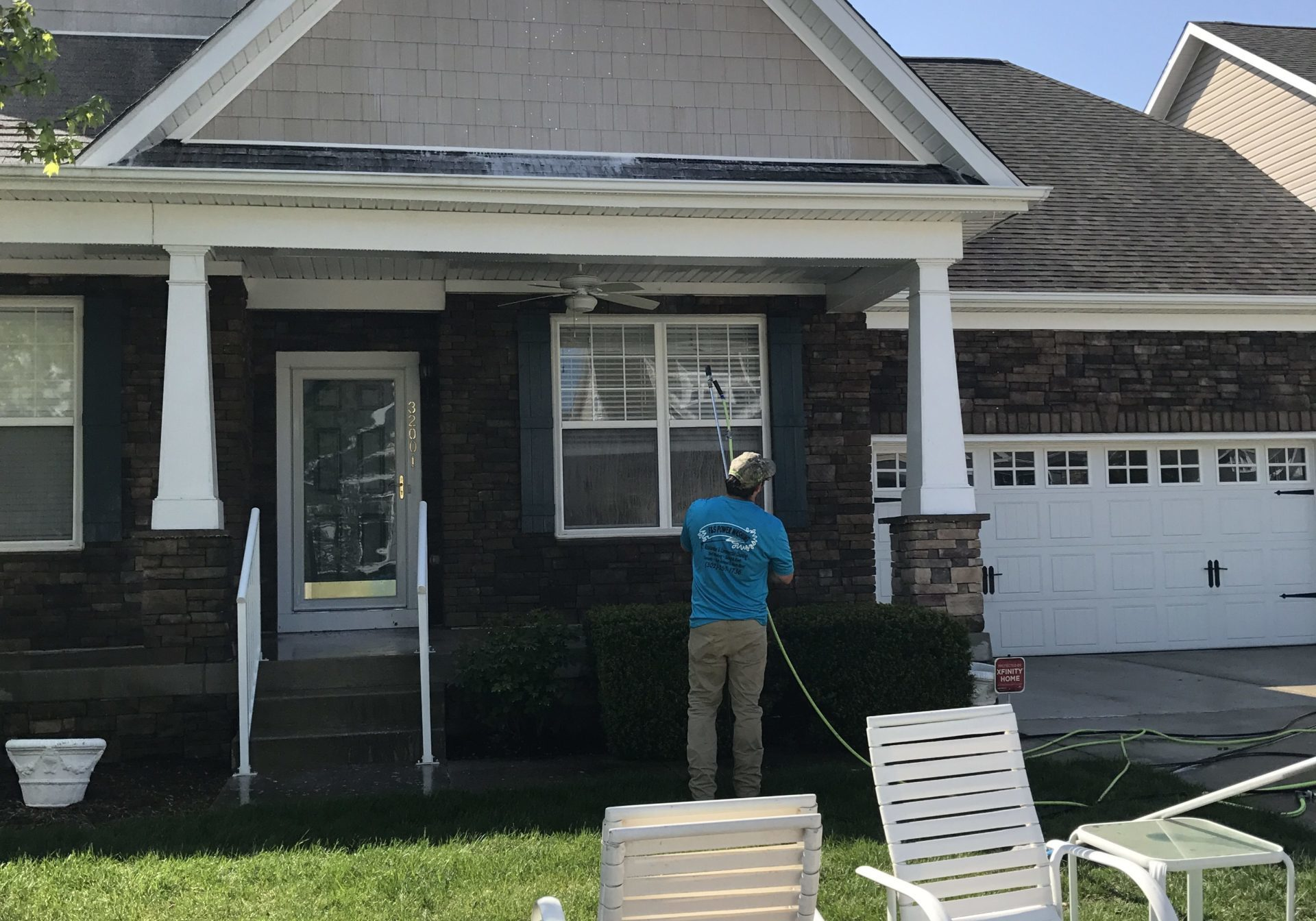 Power Washing Services in Lewes
